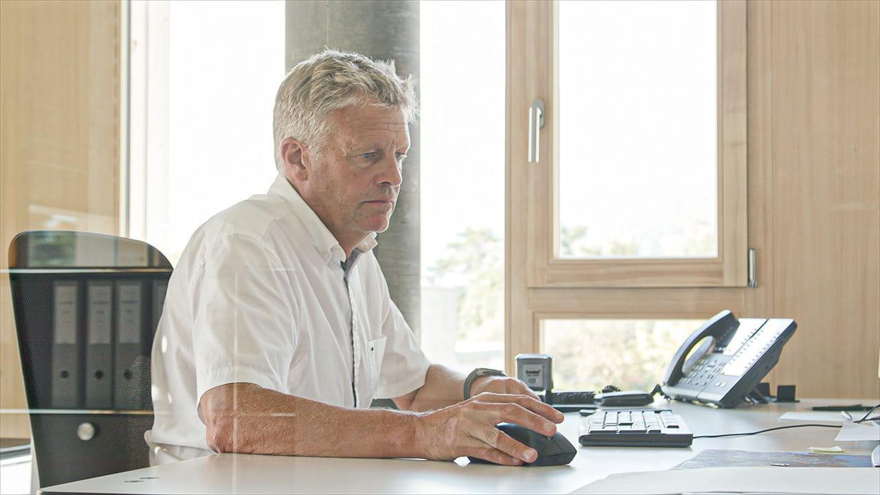 Georg Donatsch von Donatsch + Partner AG