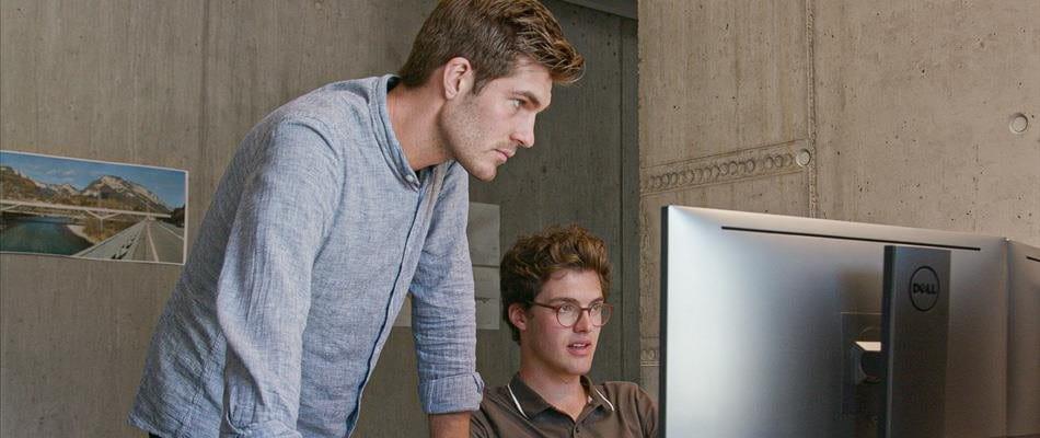 Nico Donatsch and Gian Donatsch from Donatsch + Partner AG