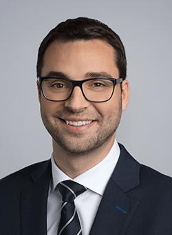 Fabio Oliveira, responsable ESG chez la Zurich Invest SA