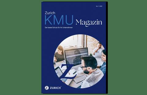 Zurich KMU Magazin No.1 / 2021