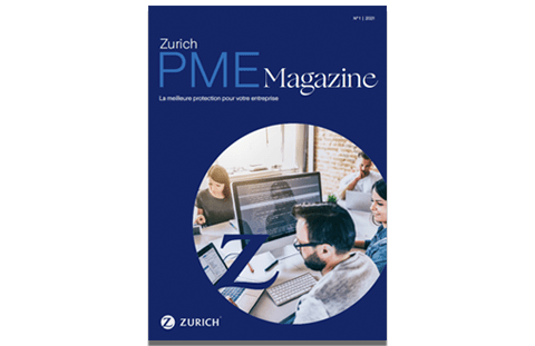 Zurich PME Magazine No.1 / 2021