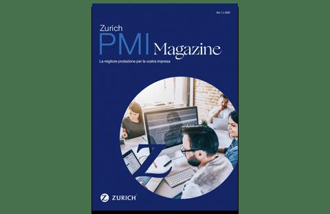 Zurich PMI Magazine No.1 / 2021