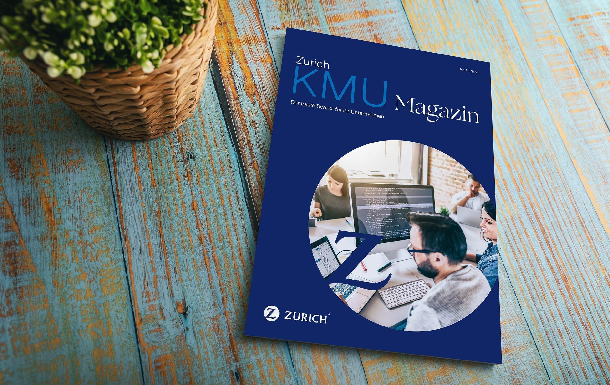 KMU Magazin