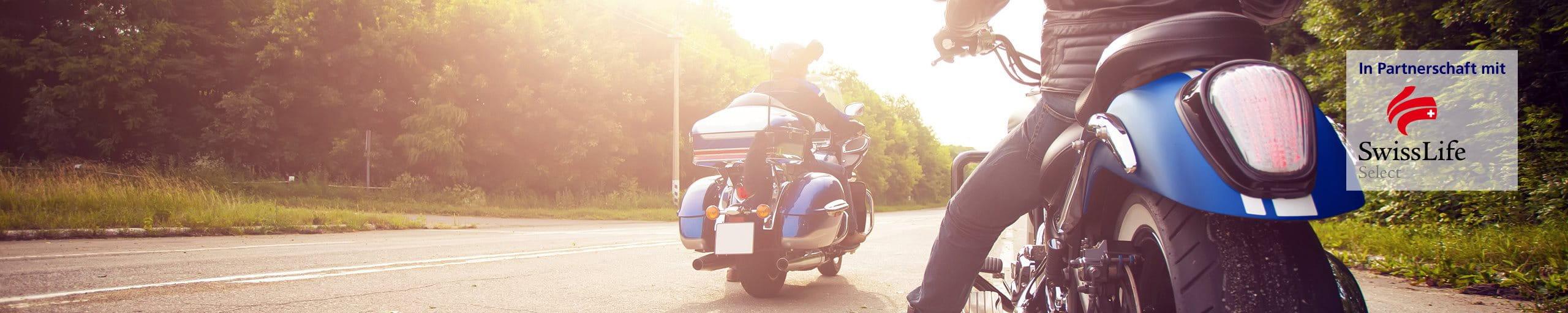 Swiss Life Select Prämienrechner Motorradversicherung Zurich