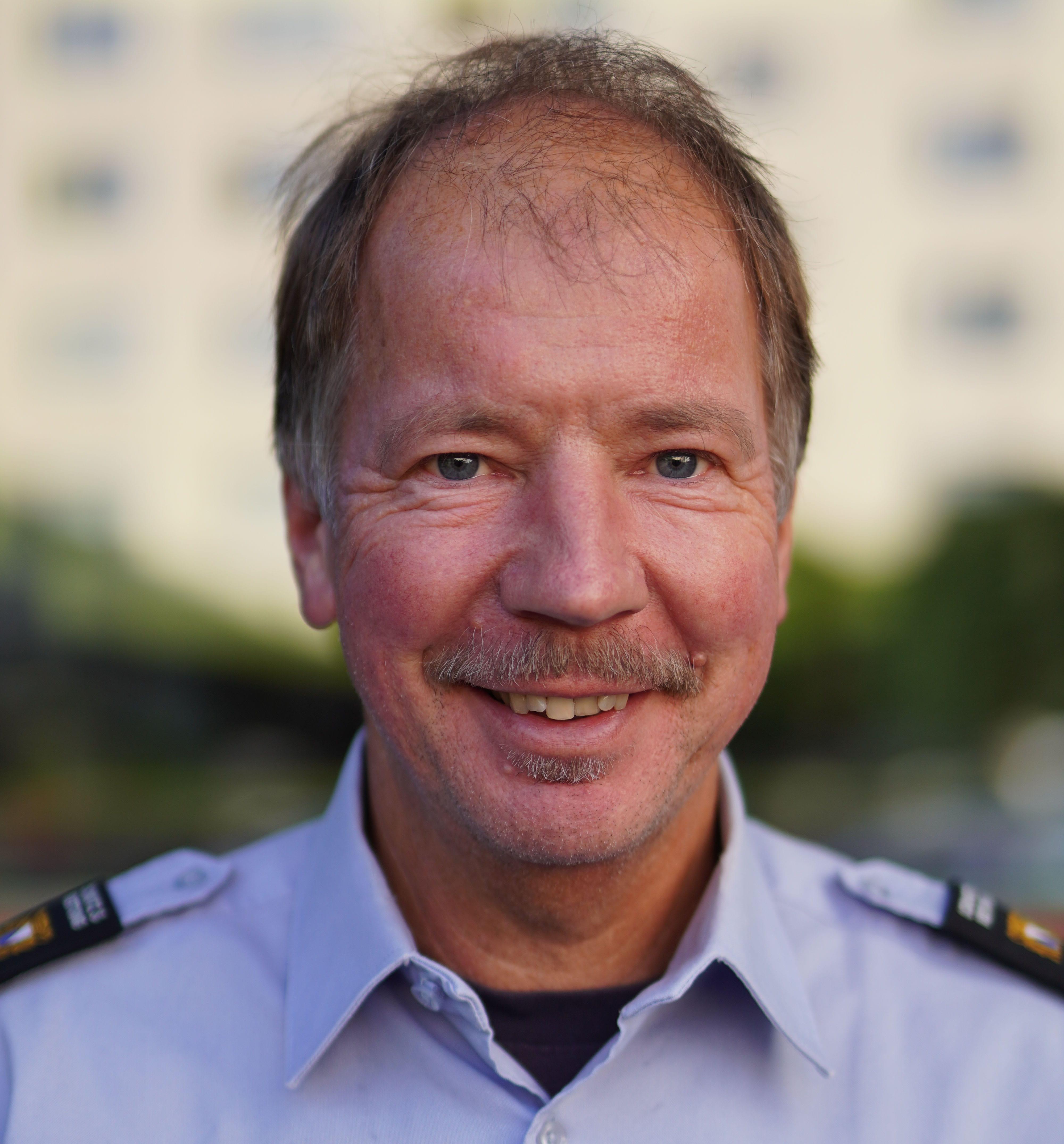 Jan Bauke Portraet