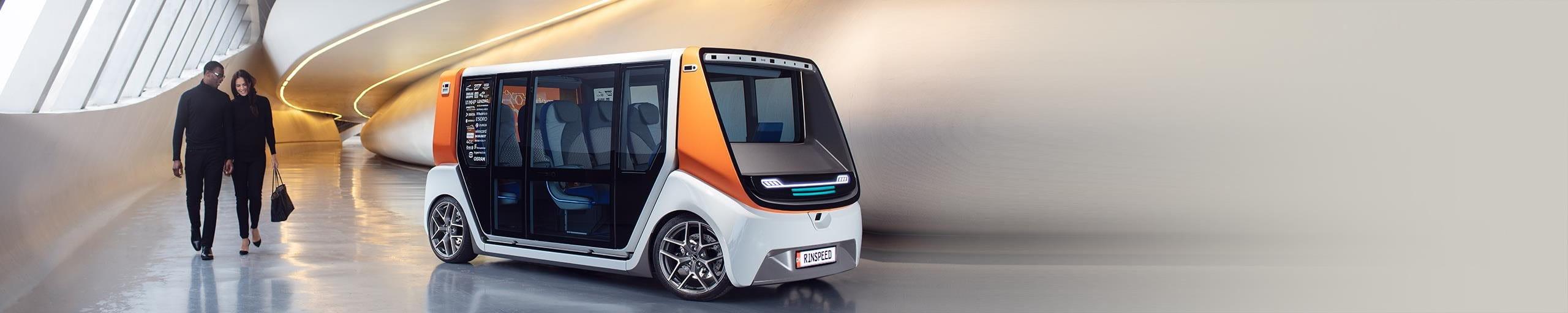 MetroSnap le véhicule concept