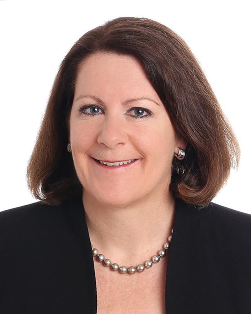 Portrait de Sandra Hauser Directeur de la technologie de Zurich Suisse