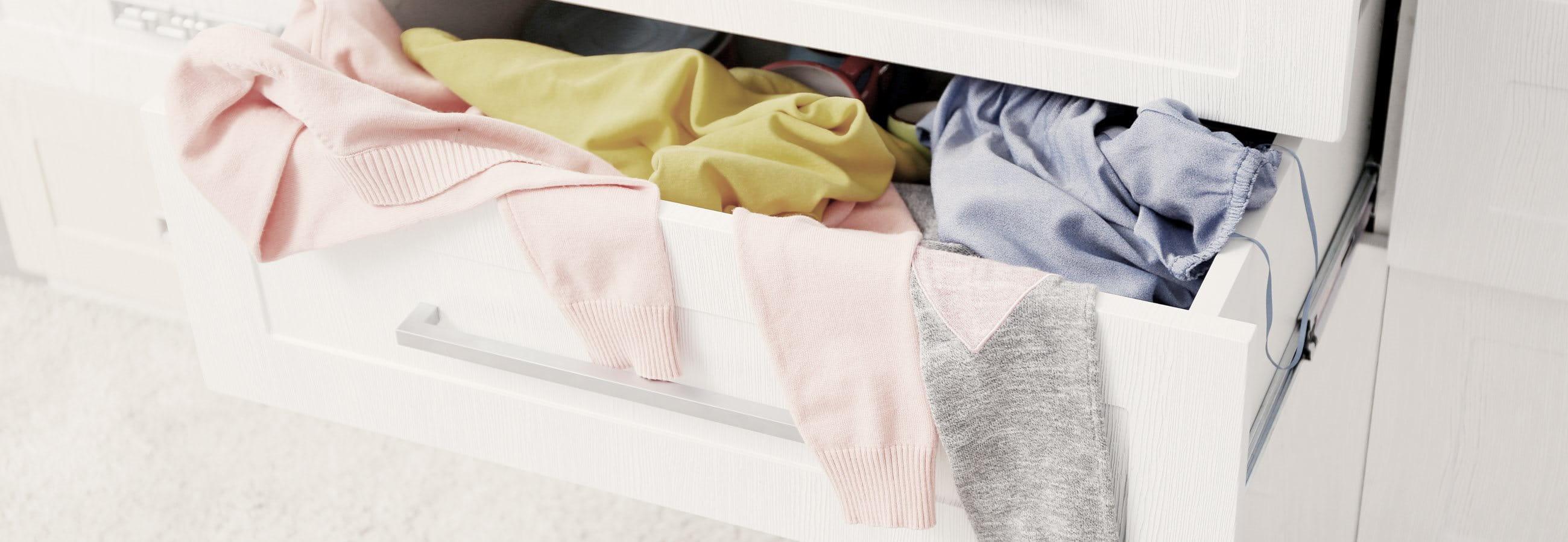 Ransacked drawer