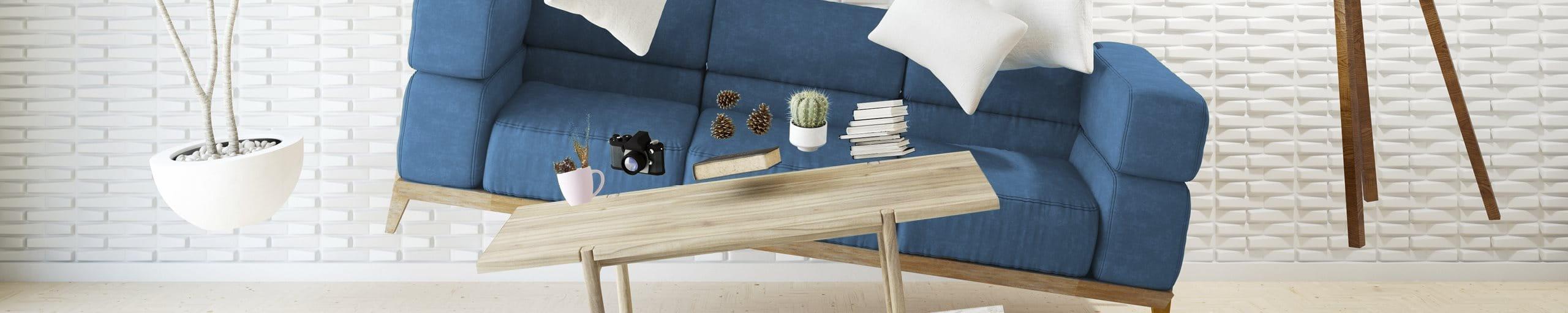 Erdbeben Sofa