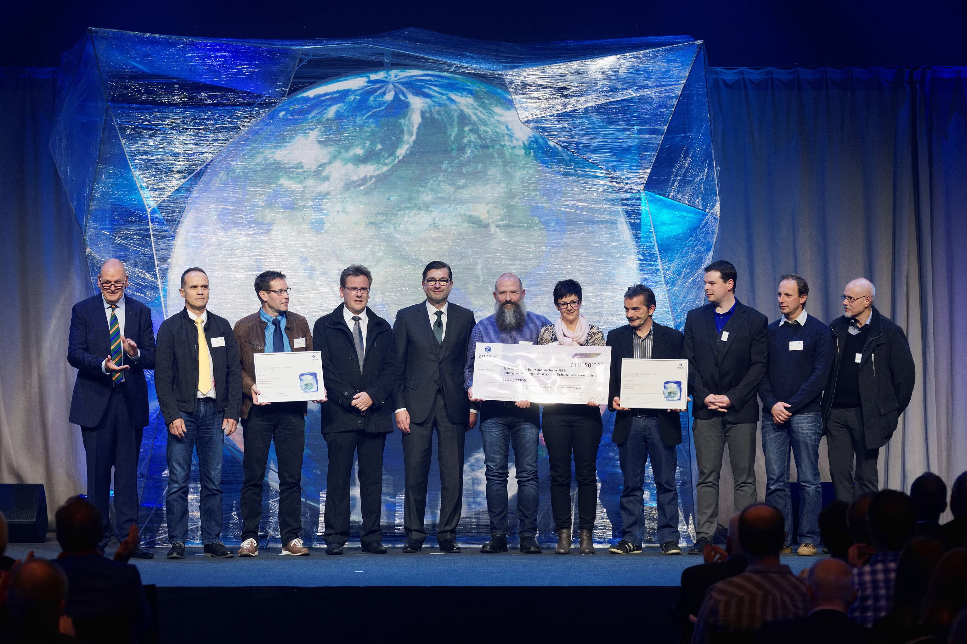 Zurich Climate Prize 2016 - we congratulate the winners!