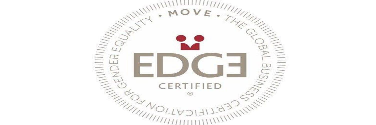 Edge Certified - Das internationele Zertifikat für Gleichberechtigung am Arbeitpslatz - Move