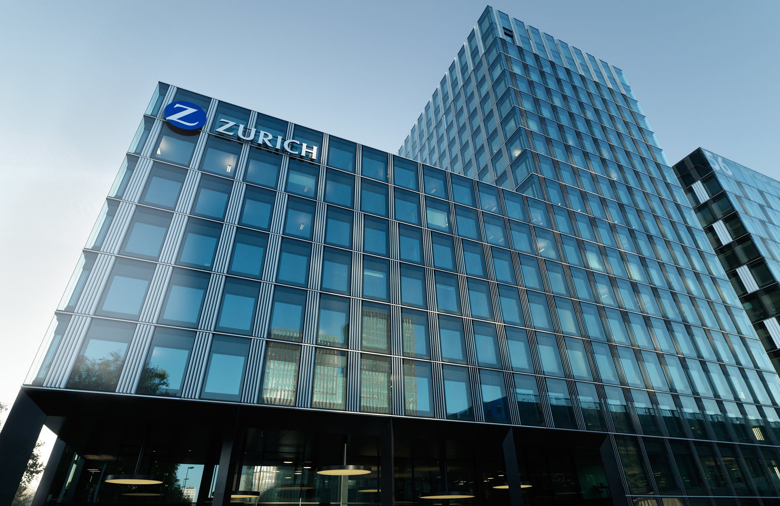 Bâtiment Zurich