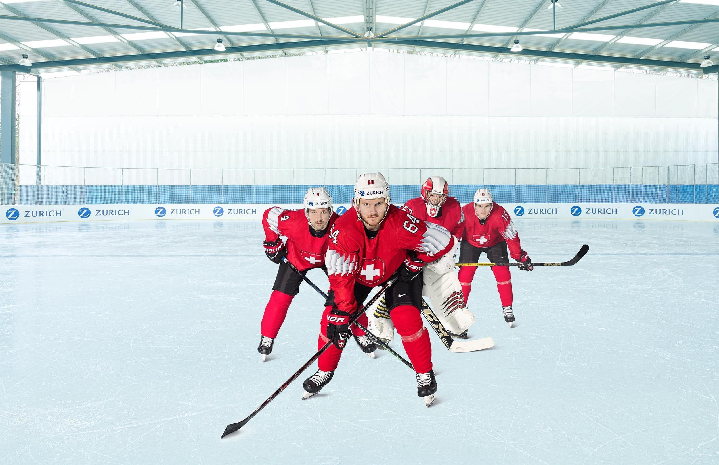 Equipe nationale de hockey
