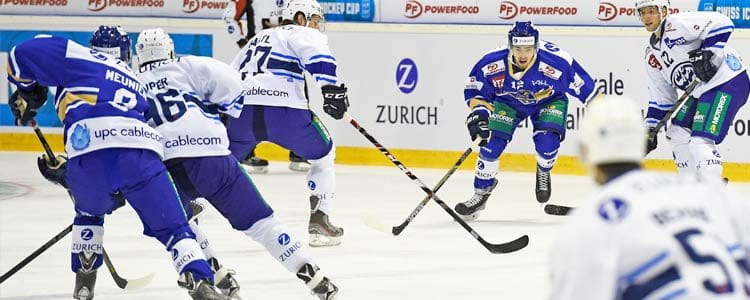Ice hockey players show commitment in the arena