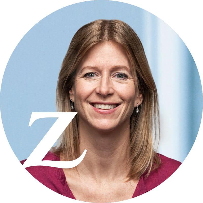 Claudia Biedermann, General Counsel Zurich Switzerland