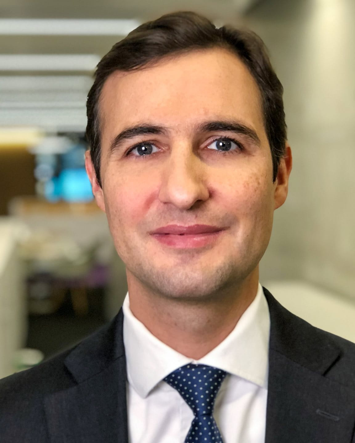 Andreas Henke, Chief Financial Officer