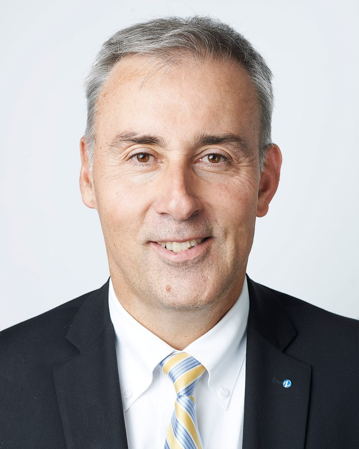 Sandro Meyer, Head of Corporate Life & Pensions