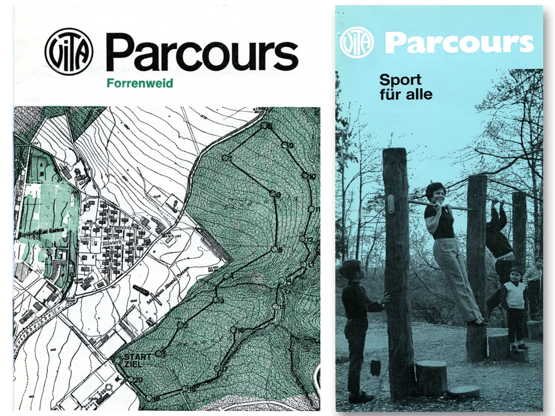 1968: Einführung der Zurich Vita-Parcours