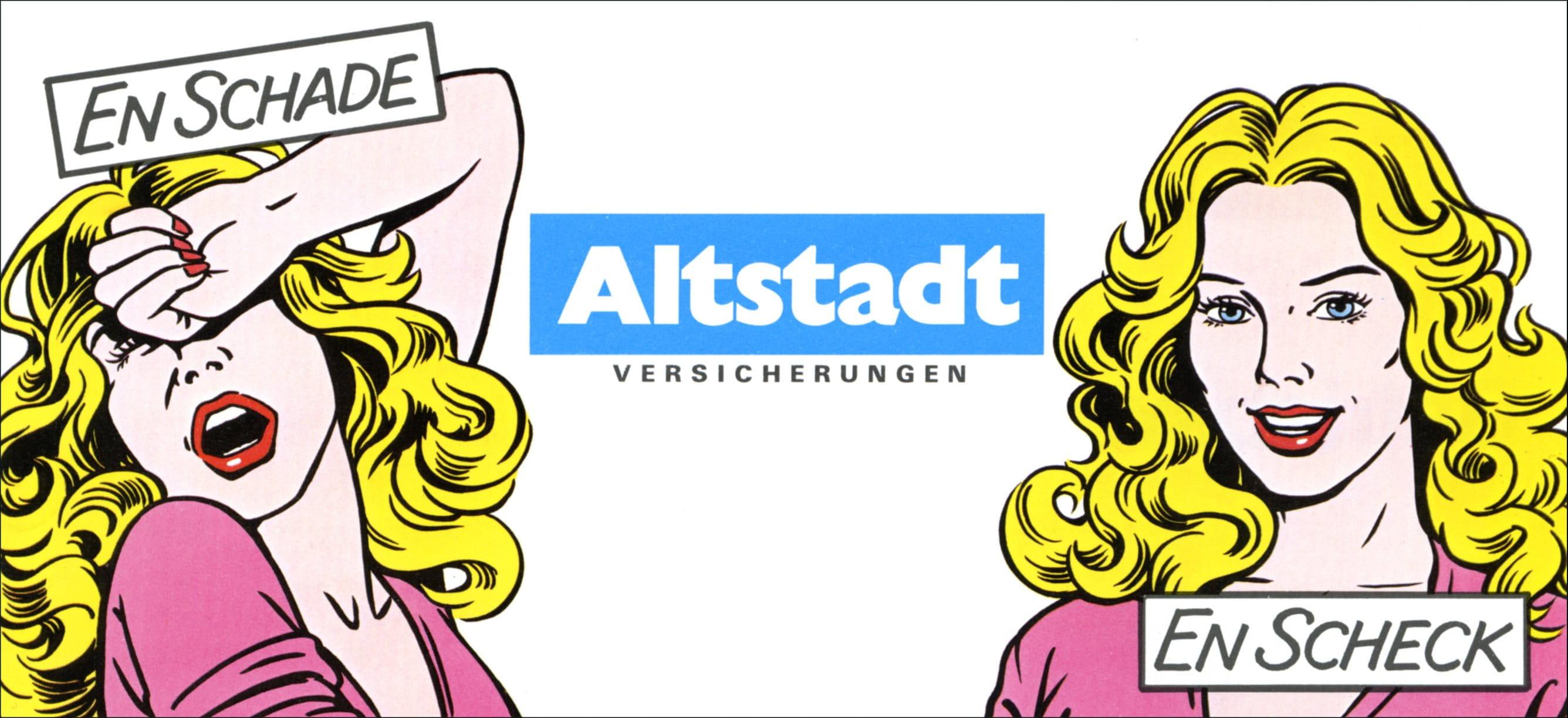 1982: Zurich übernimmt die Altstadt-Versicherungs-Aktiengesellschaft
