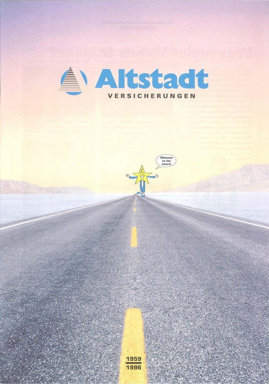 1996: Merger with Altstadt-Versicherung