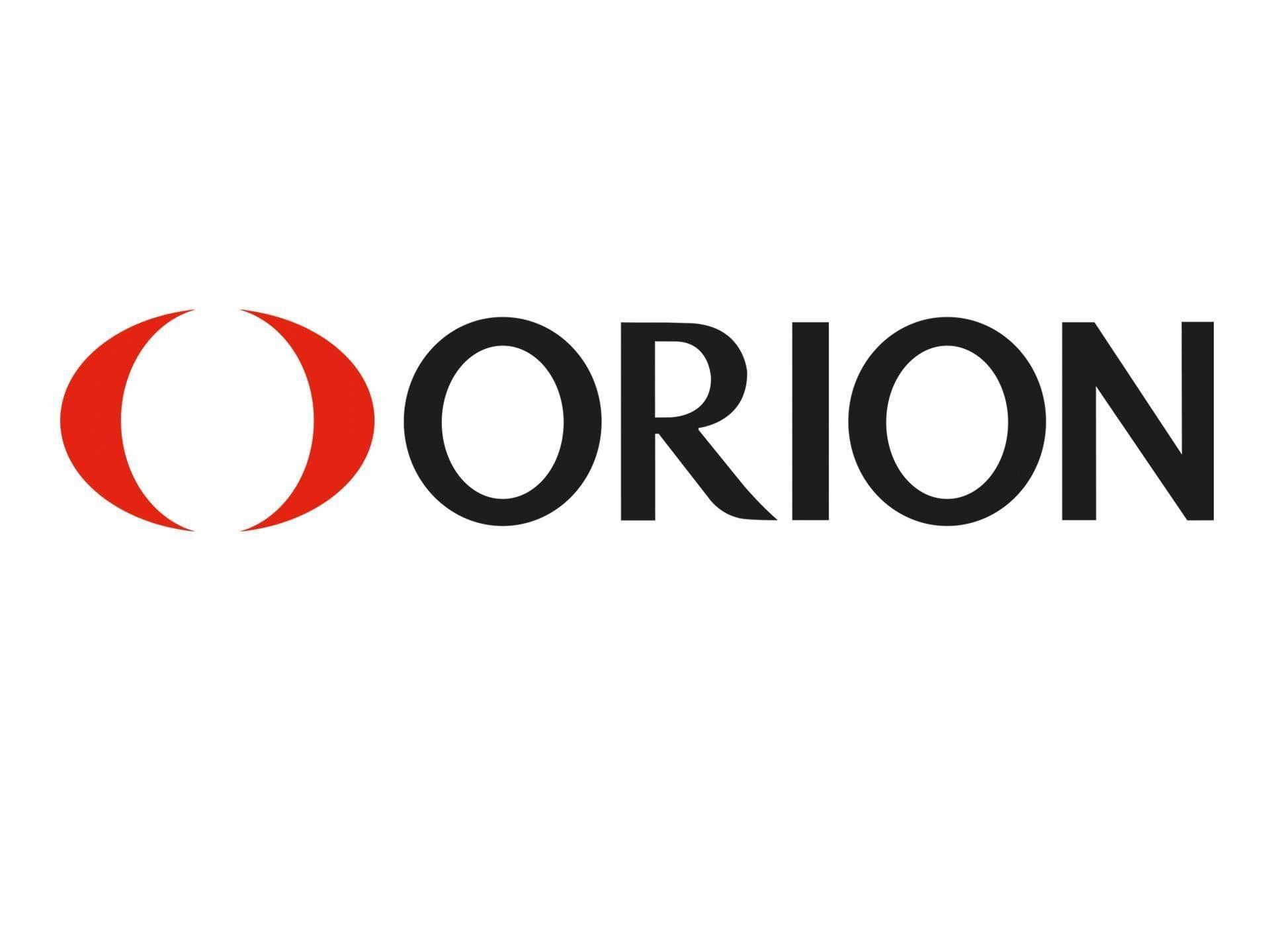1997: Übernahme von Orion