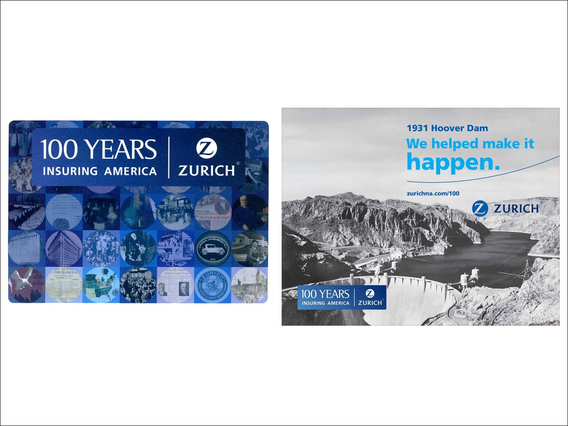 2012: 100 Jahre in den USA
